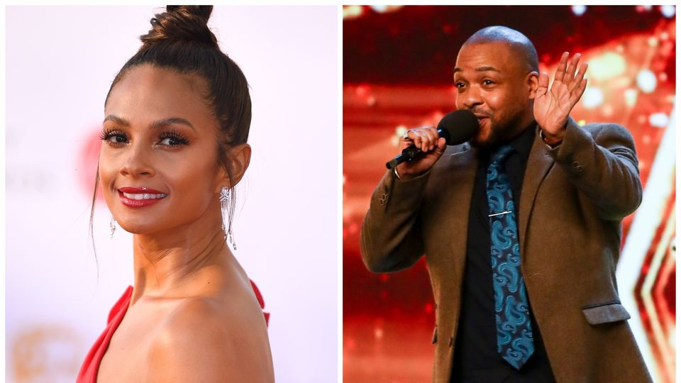 Alesha Dixon responds to Britain's Got Talent Golden Buzzer