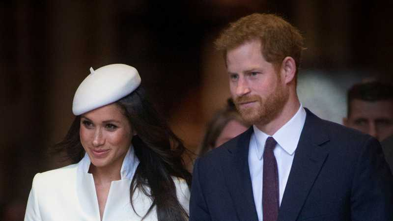 Meghan Markle And Prince Harry's Baby Has Been Nicknamed After The Hotel Where It Was Conceived