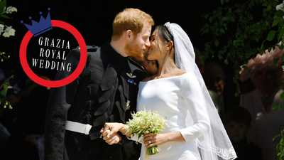 Every Moment You May Have Missed From The Royal Wedding