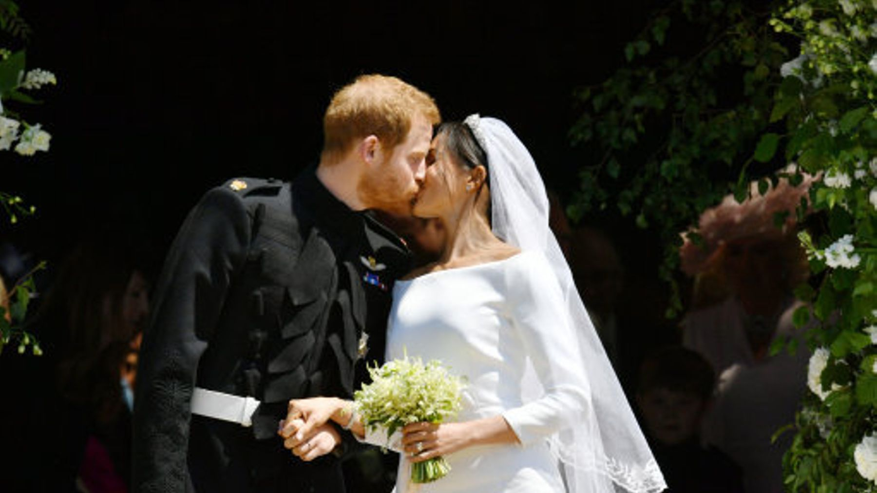 afd58a341ac94 Meghan Markle And Prince Harry's Private Wedding Photos Have Been Leaked.  The royal couple's official photographer Alexi Lubomirski was hacked