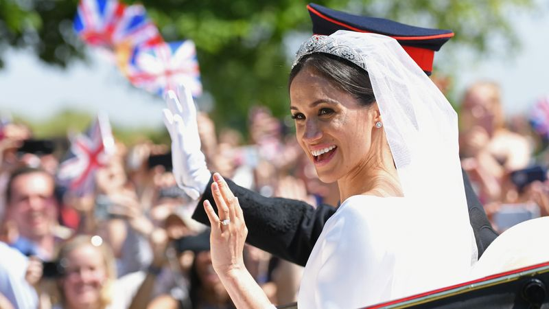 Does Meghan's Wedding Makeup Herald The End Of Contouring?