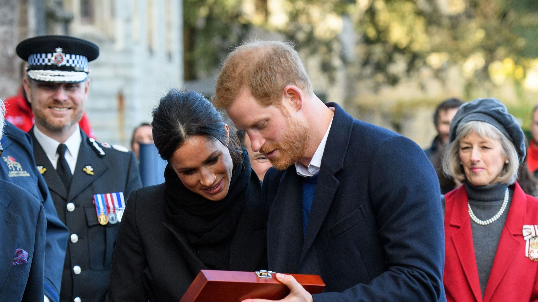 All The Gifts World Leaders Gave Meghan And Harry On Their