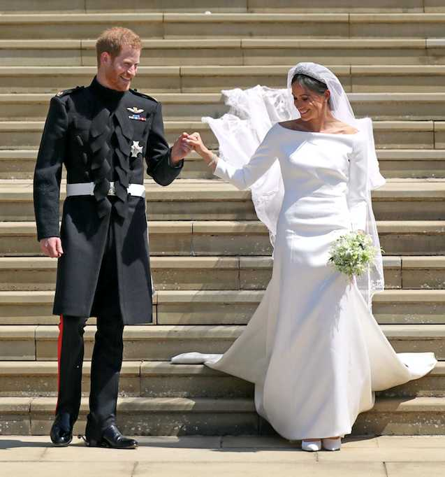 Image result for Meghan Markle's Wedding
