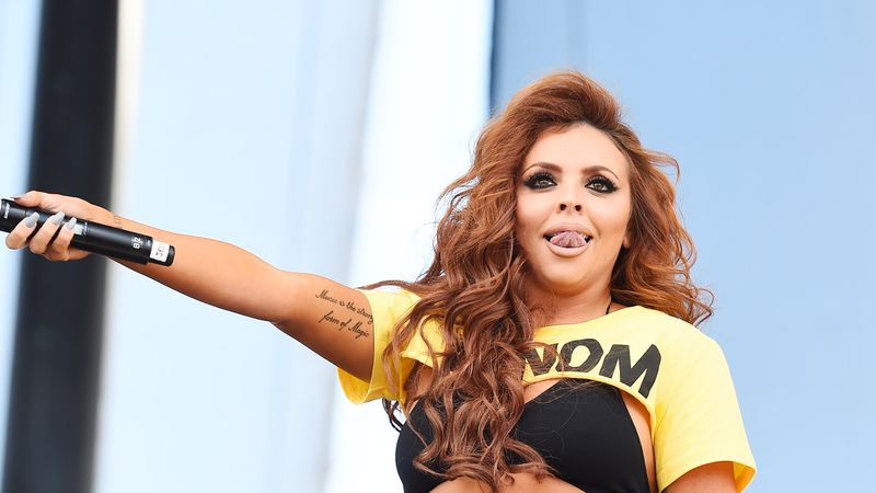 Jesy Nelson Leaves Fans In Hysterics By Comparing Herself To Famous