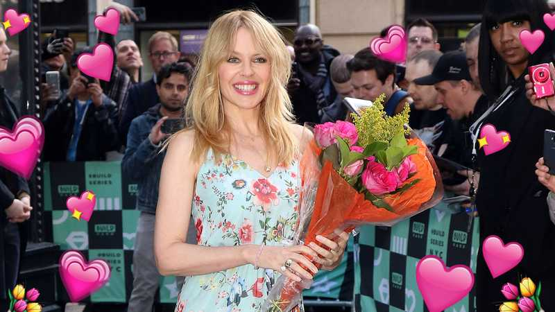 Kylie Minogue's relationship history: Who has Kylie Minogue dated?