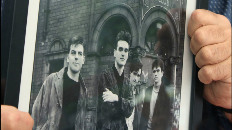 The Smiths exhibition comes to Manchester Central Library