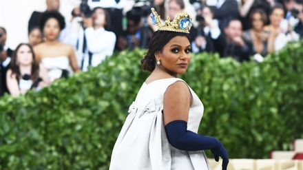 Mindy Kaling Was Asked The Most Sexist Question During An Ocean S Eight Interview Grazia