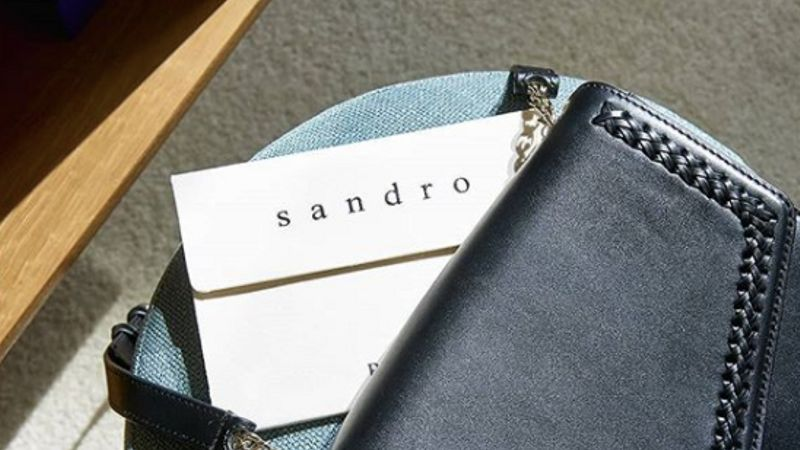 Sandro: The Parisian Brand That Makes That 'French Girl' Look A Reality For The UK Shopper