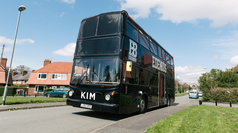 Manchester charity using BUS to improve lives