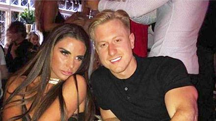 Katie Price S Boyfriend Labelled A Cheat By Ex Who Says He Met Pricey While Dating Her Closer