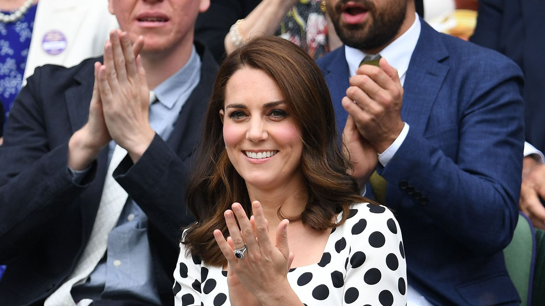 0a101f8c789a3 A Brief Guide To Kate Middleton's Rings | Grazia