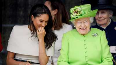 Is This Why The Queen And Meghan Markle Have Bonded So Quickly?