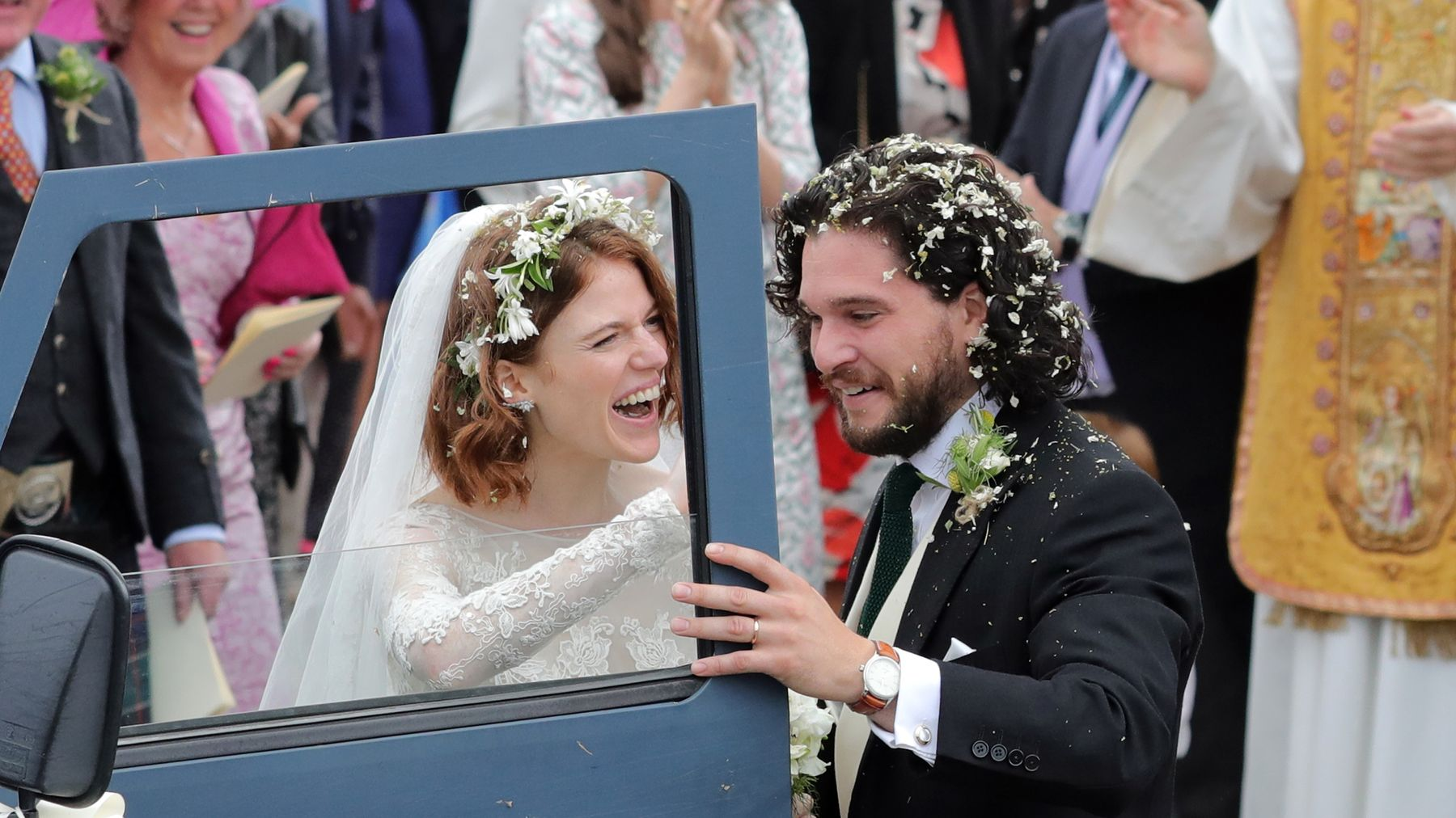 Kit Harington Wedding.Everything We Know About Kit Harington And Rose Leslie S Wedding