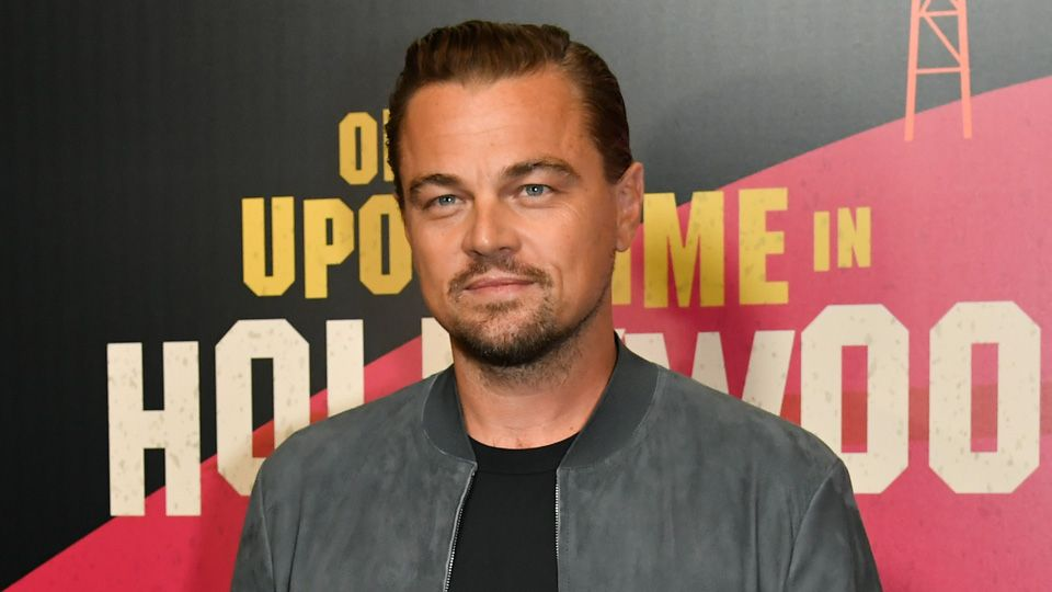 1d486c12 Leonardo DiCaprio reveals first look at new film Once Upon A Time In  Hollywood