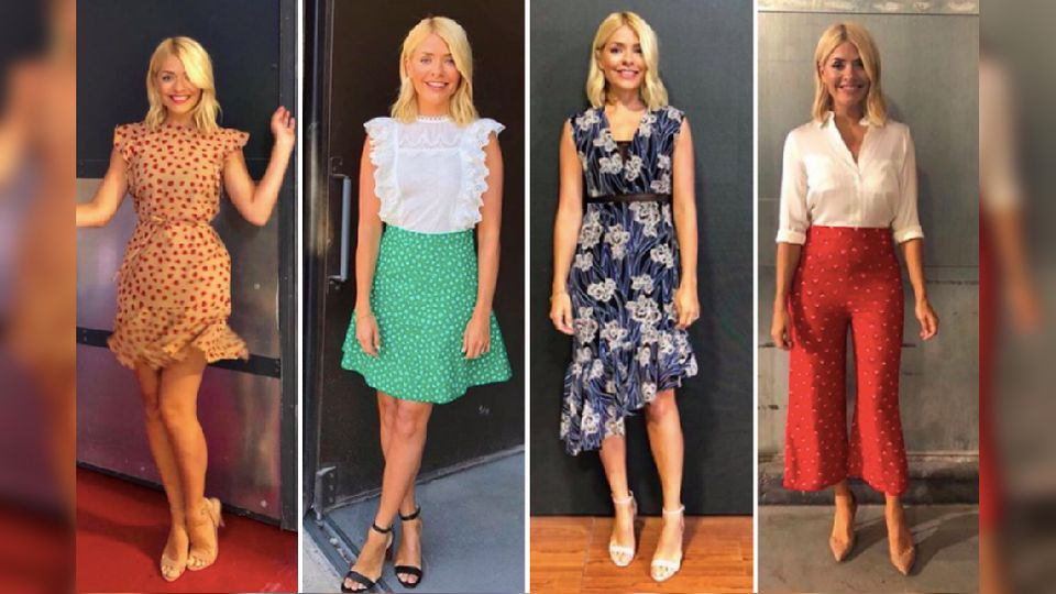 95e771a6f6b98 Holly Willoughby's clothes from This Morning and where to get them ...