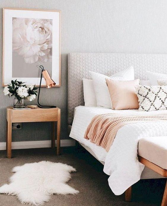 The Pinterest Trawl How To Do Rose Gold In The Bedroom Grazia