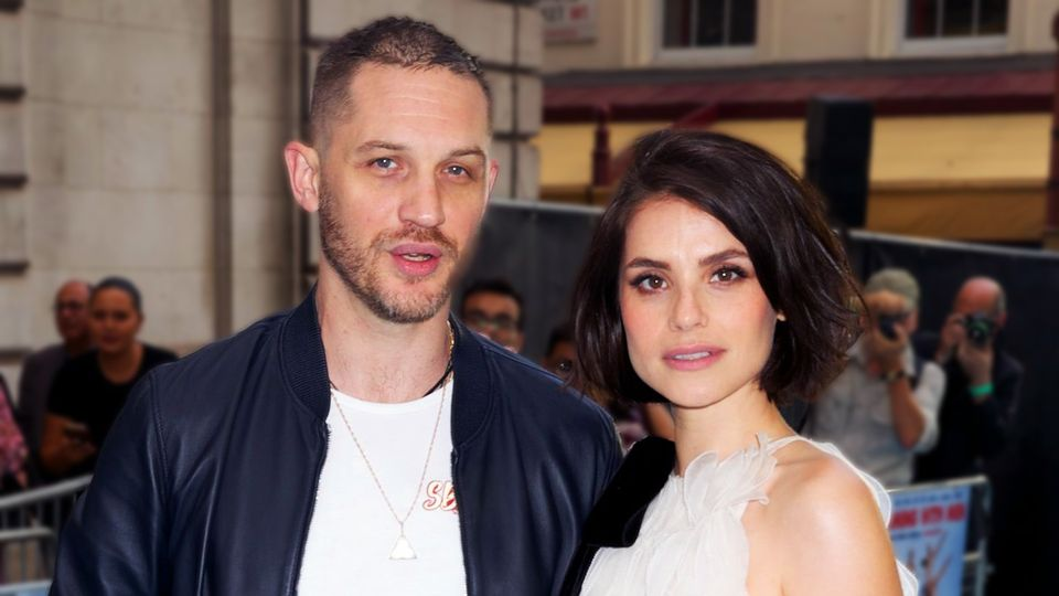 814ab7b59 Tom Hardy's wife Charlotte Riley reportedly pregnant with their ...