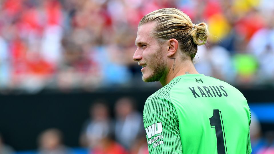 cc7d048fc4d Ignore those who hate  - Salah s message of support to Loris Karius ...