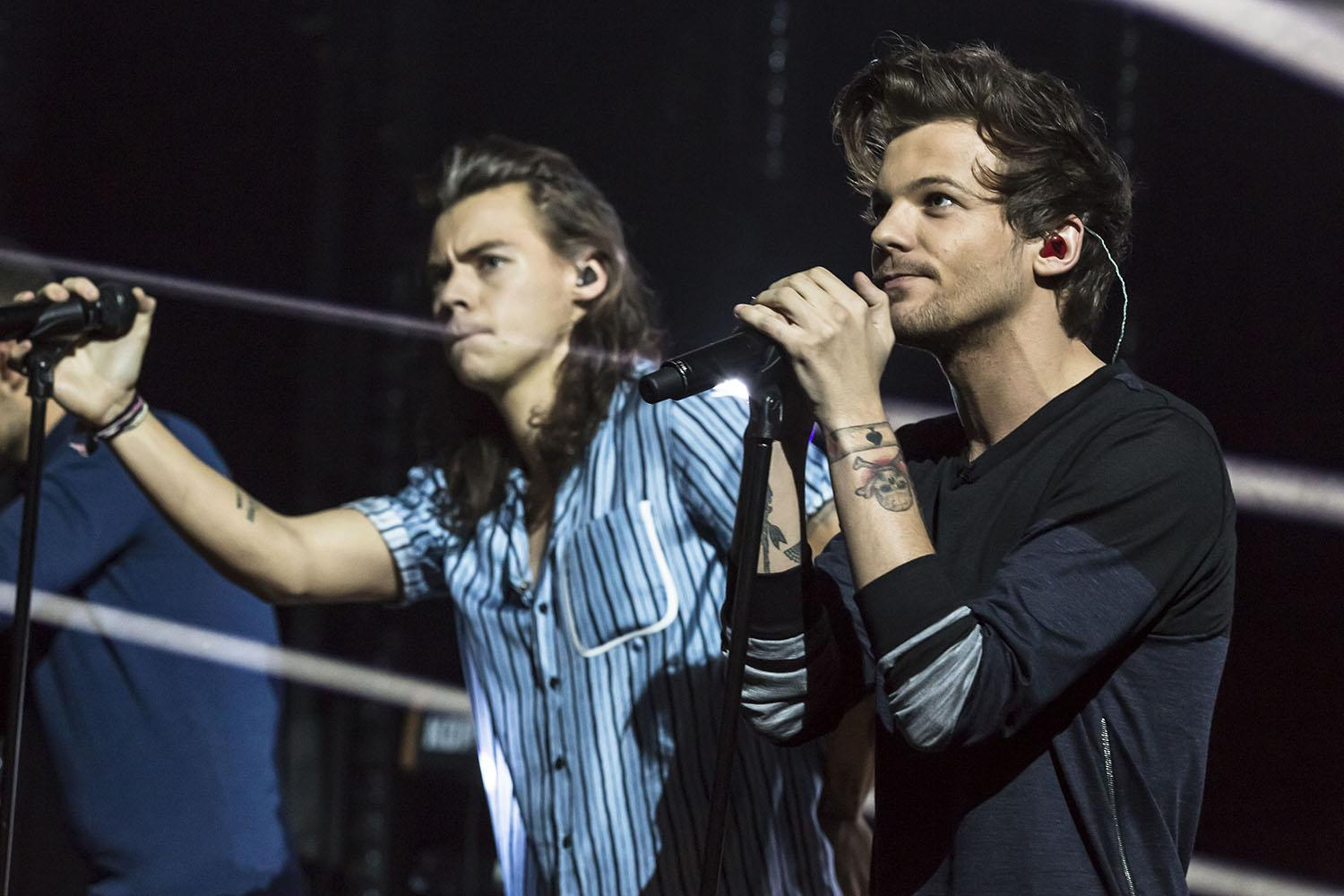 Louis Tomlinson Everything You Need To Know About The Singer Entertainment Heat