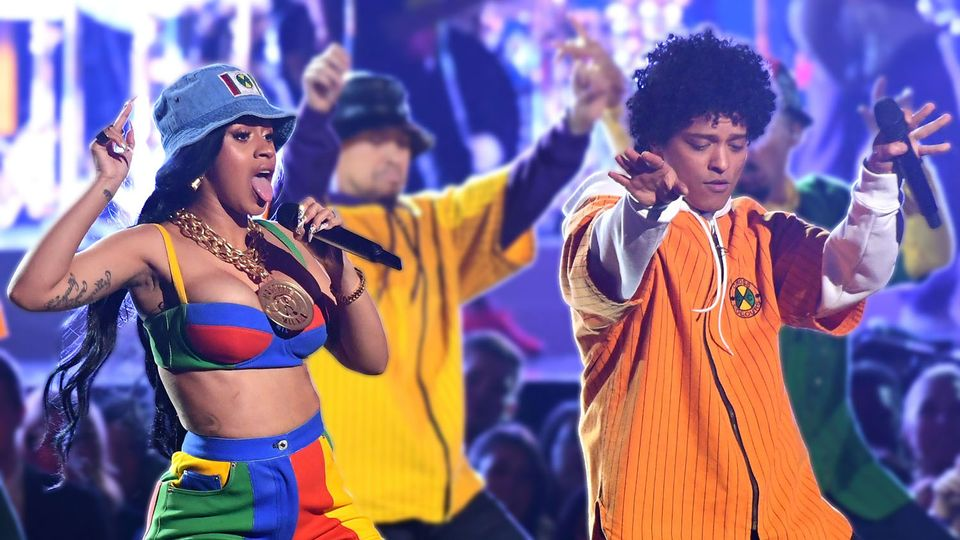 Cardi B Pulls Out Of Supporting Bruno Mars On The 24k Magic Tour