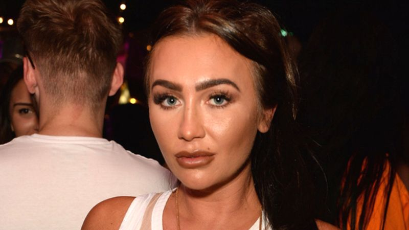 Lauren Goodger's surgery U-turn: 'I want to look perfect for Joey!'
