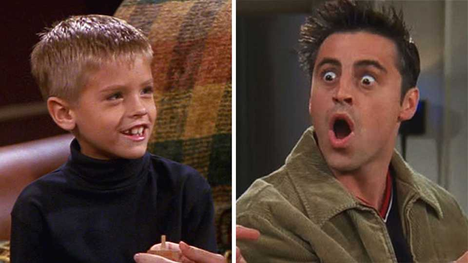 Friends fans can't deal with how much time has passed as Ben