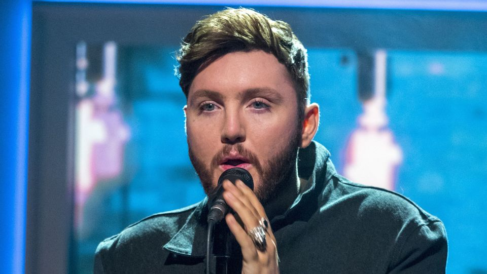 James Arthur reveals he thought he was 'going to die' during
