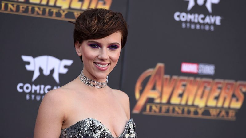 Scarlett Johansson Is The Best Paid Actress Of 2018, According To Forbes - Grazia