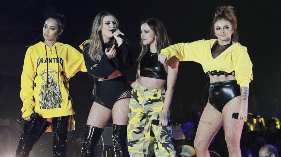 Little Mix tease brand new album 'LM5' with new song