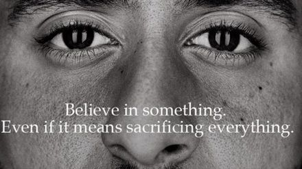 As Nike Faces A Boycott Over Its Colin Kaepernick Campaign We Remember Some Of Fashion S Most Controversial Ads Grazia