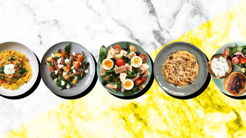 5 Meals, 5 Nights, No Waste - Delicious Meals To See You From Monday-Friday