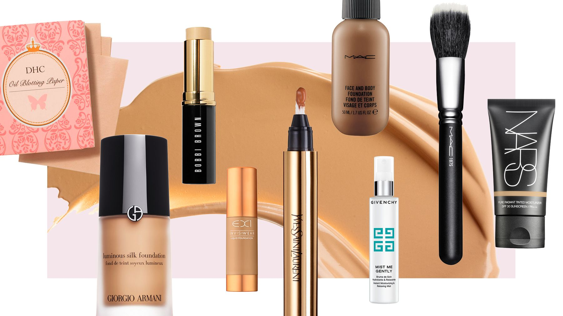To help save you time (and sanity) we have narrowed down the best foundation picks for different skin types so you can easily find your perfect match…