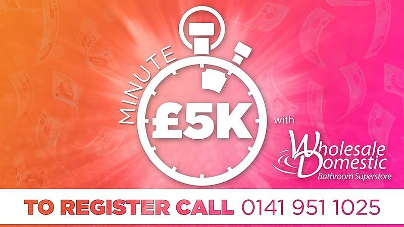 5K Minute - Monday 26th August