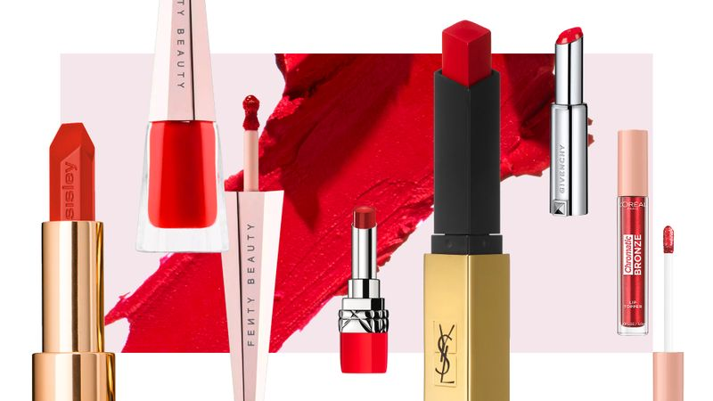 The Best Red Lipstick
