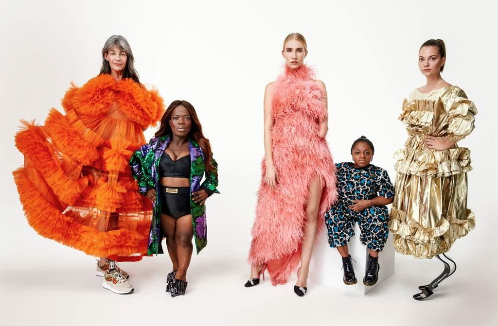 We Deserve To Feel Part Of Fashion How Can Inclusion And Normalisation Of Disability In The Fashion Industry Actually Happen Grazia
