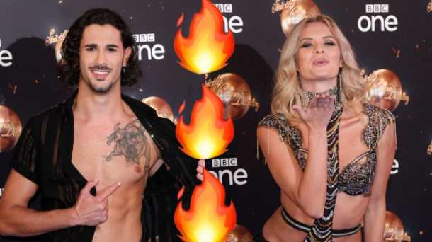 Strictly Come Dancing First Songs Confirmed And They Are Hella Sexy Closer