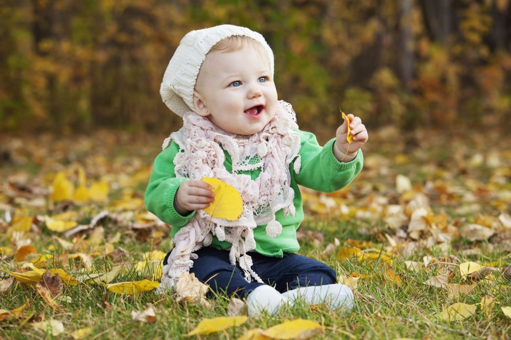 Autumn Baby Name Inspiration: 42 beautiful autumnal baby