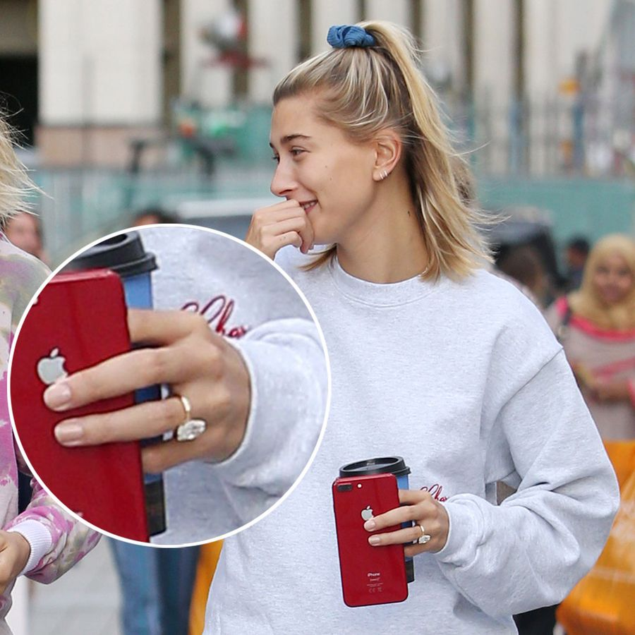 Hailey Baldwin Engagement Ring: Justin Bieber Shares Photos From Second Wedding To Hailey