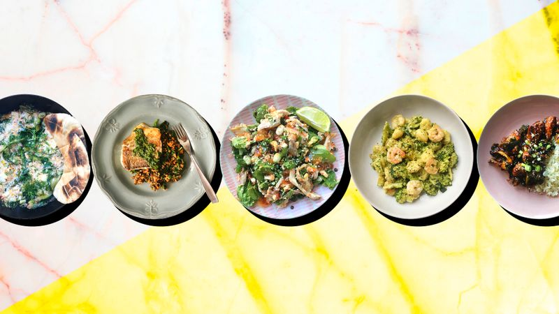 5 Meals, 5 Nights, No Waste: Healthy Weeknight Meals In 30 Minutes Or Less