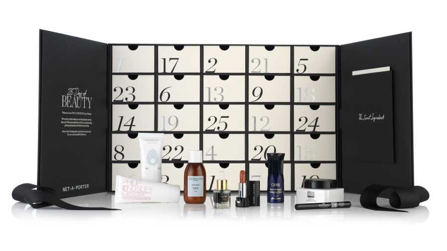 160d9bcb9d7c Net-A-Porter s Beauty Advent Calendar Is Bound To Sell-Out