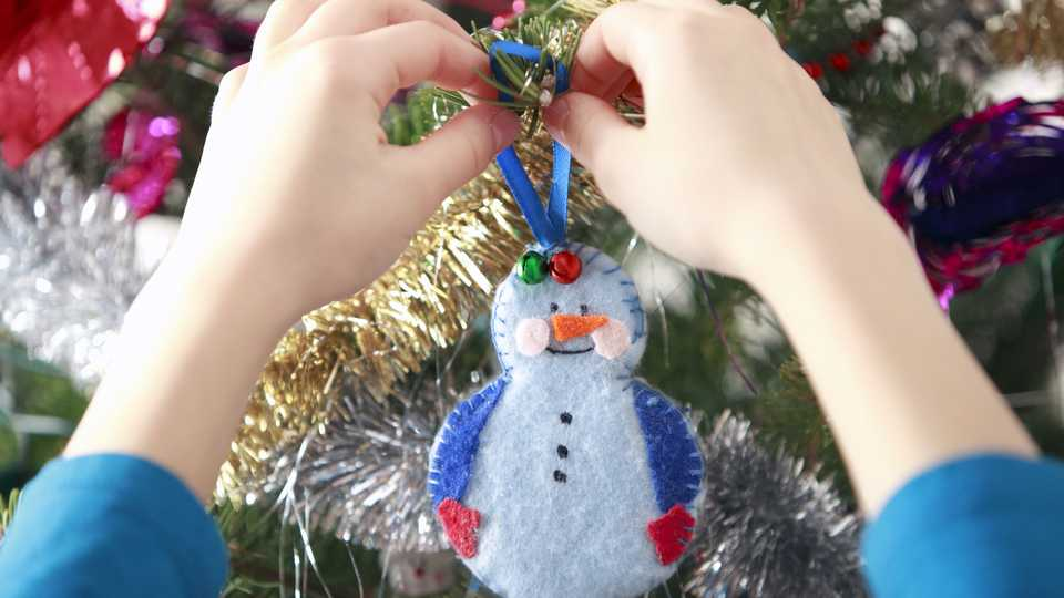 Christmas DIY: cracking Christmas decorations you can make yourself | Closer