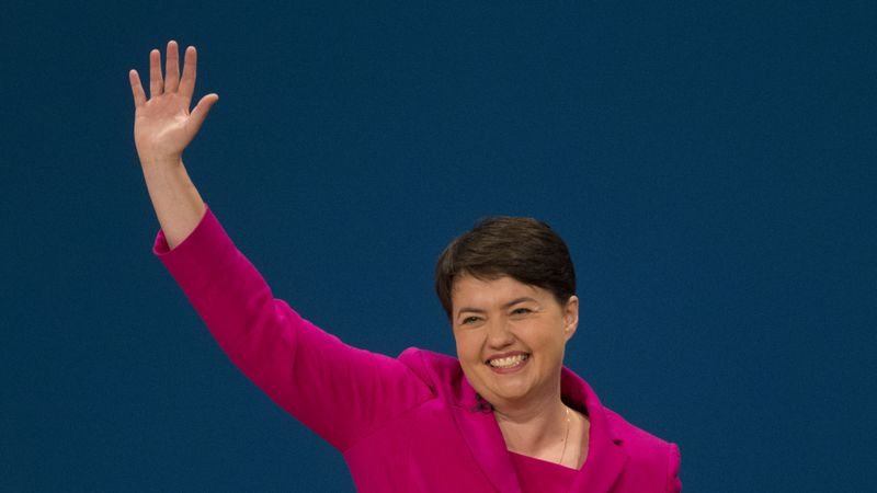 The Power Of Knowing Your Limits At Work, Like Ruth Davidson - Grazia