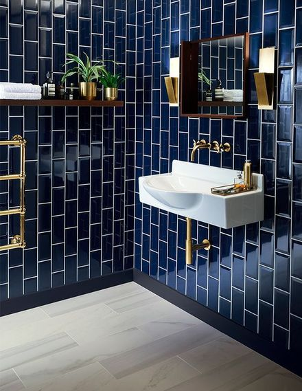 How To Choose Wall And Floor Tiles For Your Home Grazia