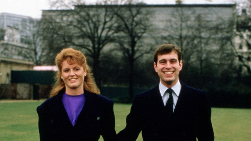 Why I'm Obsessed With Prince Andrew And Sarah Ferguson's Incredible Amicable BreakUp
