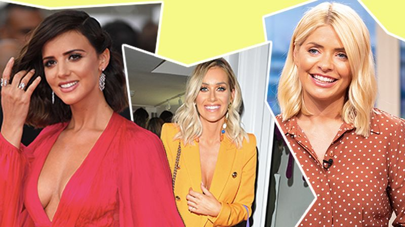 The latest beauty trend celebs are LOVING: short bobs