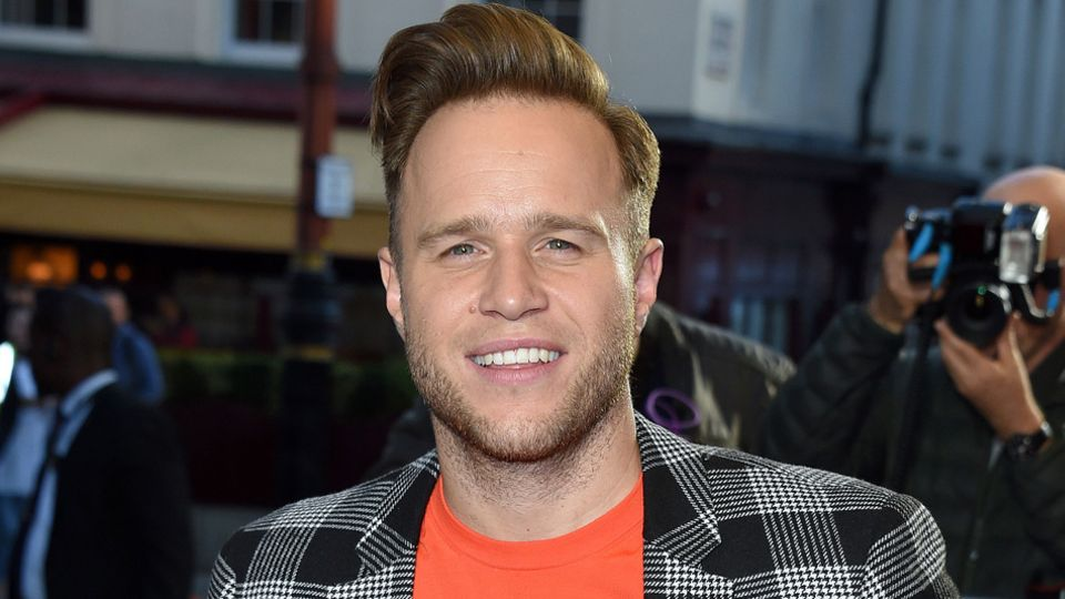 Olly Murs' support act has been revealed as an X Factor group