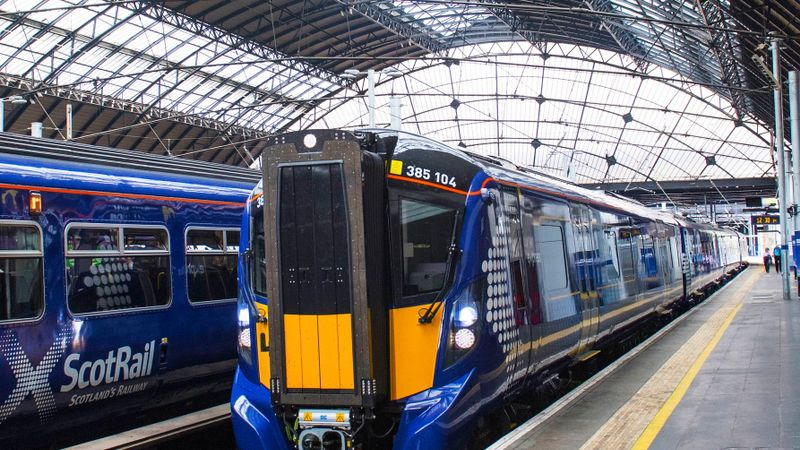 Scotrail hails improved punctuality