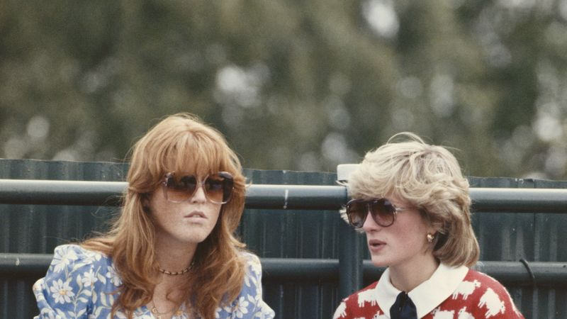 Sarah Ferguson Is The Unsung Fashion Queen Of The Royal Family