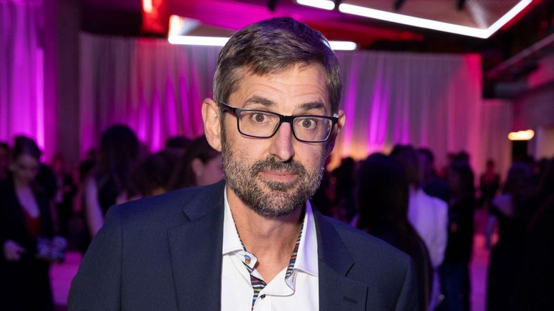 Exclusive: Louis Theroux Admits He Thinks That Mental Illnesses Are 'Poorly Understood' - Grazia