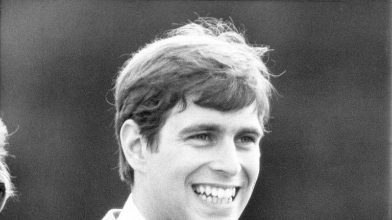 Young Prince Andrew Is Pretty Hot, TBH